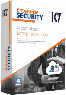 K7 Enterprise Security 2018 Review and Download