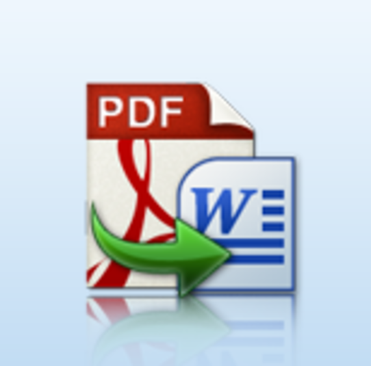 free software pdf to word