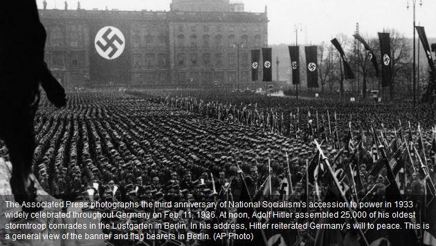 A Associated Press e o Nazismo