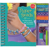 Paper Beads Craft Kit