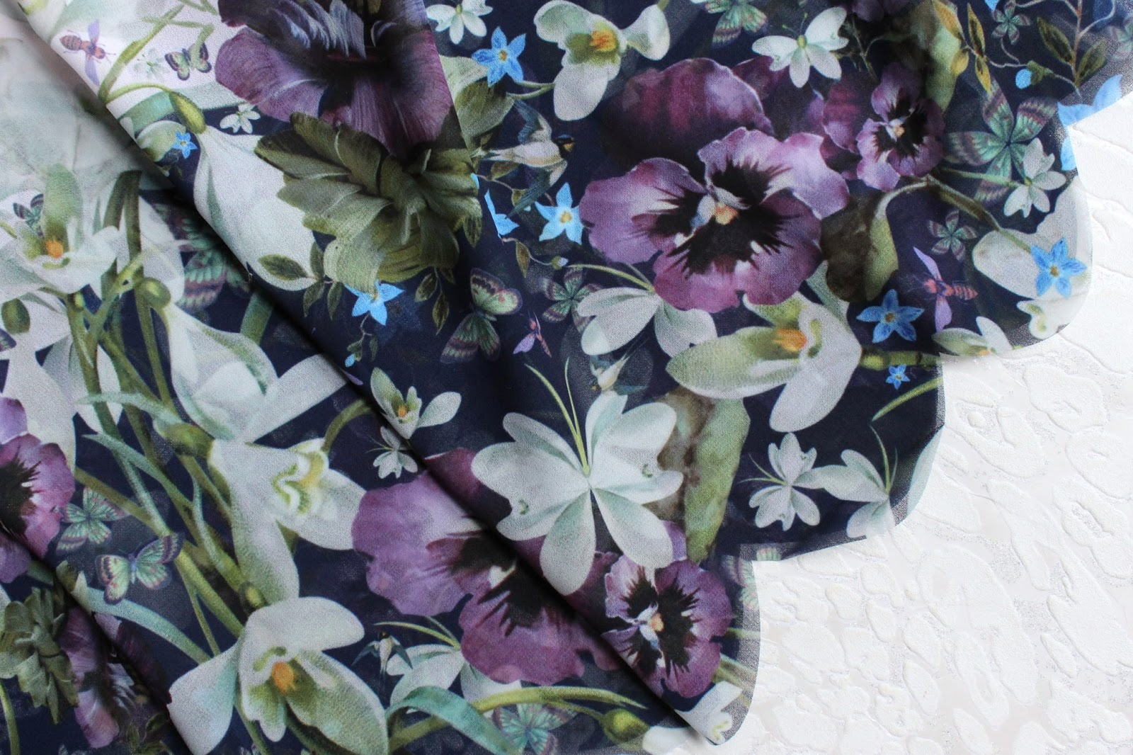 Ted Baker Entangled Enchantment Saraya Sun Dress