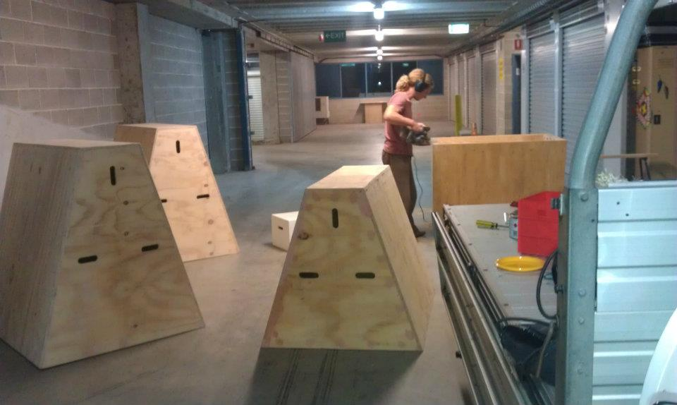 Wooden Toy Chest Bench - Ideas on Foter  |Box Sturdy Made Parkour Plans