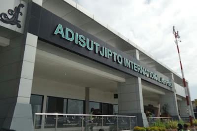 Bandar Udara Internasional Adisutjipto Yogyakarta