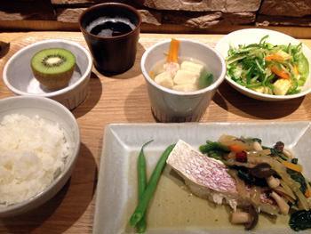 丸の内 タニタ食堂