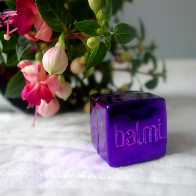 [RECENZJA] Balmi, Super Cube Lip Balm