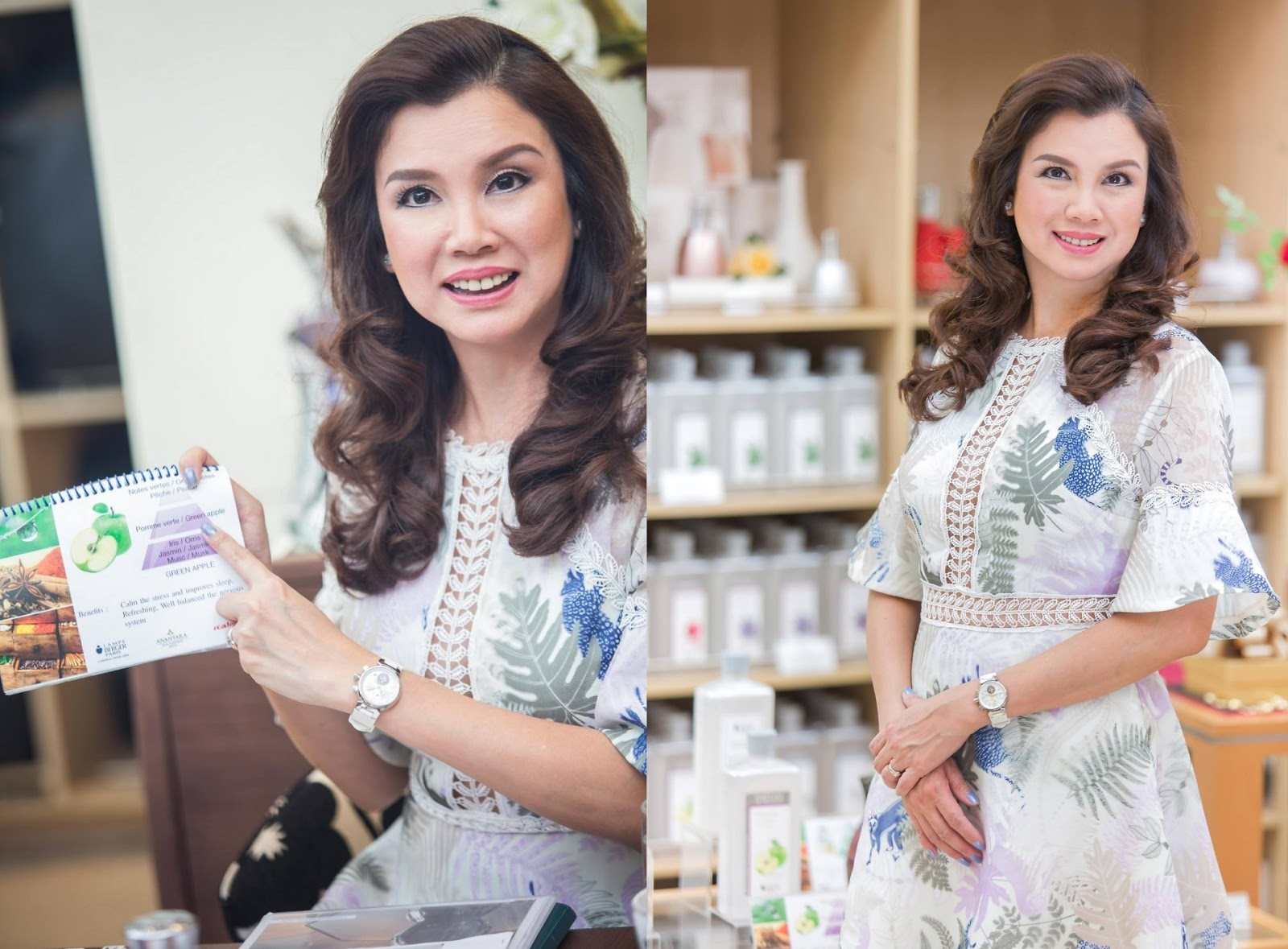 ทำความรู้จักกับแบรนด์ LAMPE BERGER PARIS ครั้งนี้ได้รับเกียรติจาก คุณนนทกานต์ ทัพพะรังสี อึง - กรรมการผู้จัดการ บริษัท เบอร์เจอร์ โพรดักส์ (ประเทศไทย) จำกัด ให้ข้อมูลและนำชมผลิตภัณฑ์ พร้อมตอบคำถามอย่างใกล้ชิด