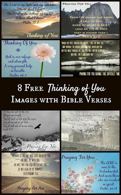 8 Free Thinking of You and Praying for You images from ScriptureAnd.blogspot.com