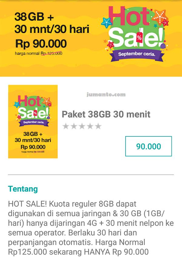 paket internet 3 murah
