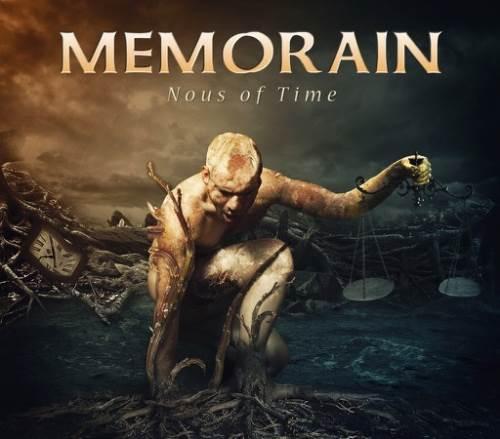MEMORAIN: Εξώφυλλο και tracklist του επερχόμενου album