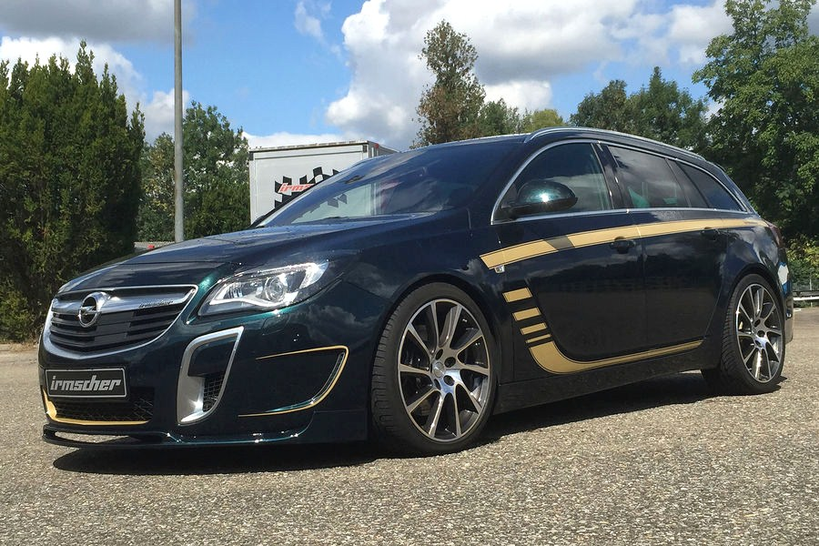Air Ride Opel Insignia Riwal888 Blog New Special Model Irmscher Insignia Is3