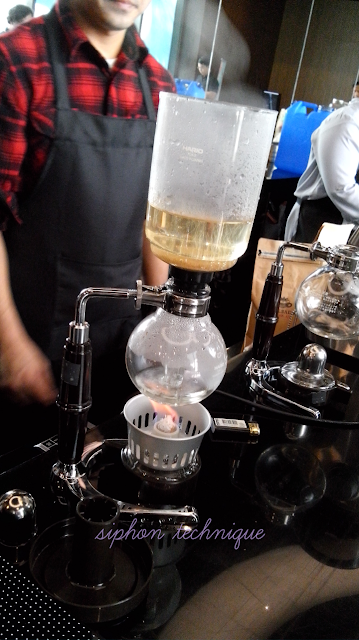 siphon technique brewing