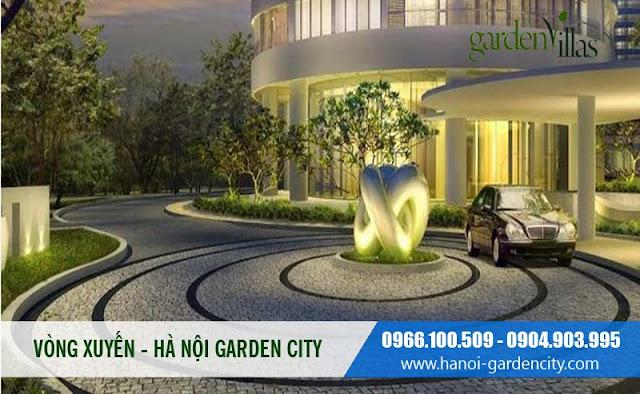 Biệt thự Hà Nội Garden City, Biệt thự Garden Villas