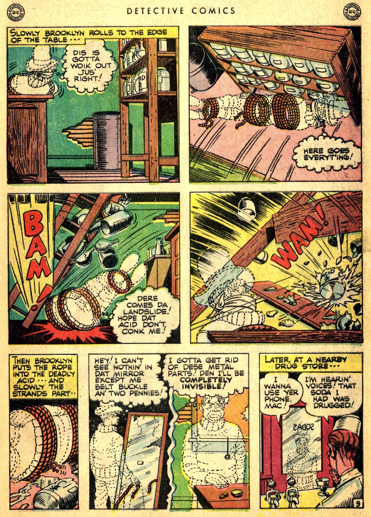 Read online Detective Comics (1937) comic -  Issue #117 - 47