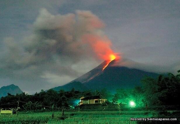 Gunung Berapi Dan Gempa Bumi