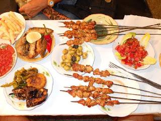Makanan Khas Marrakech