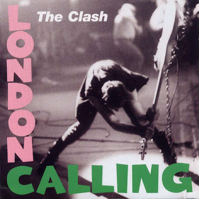 Portada del disco London Calling de The Clash