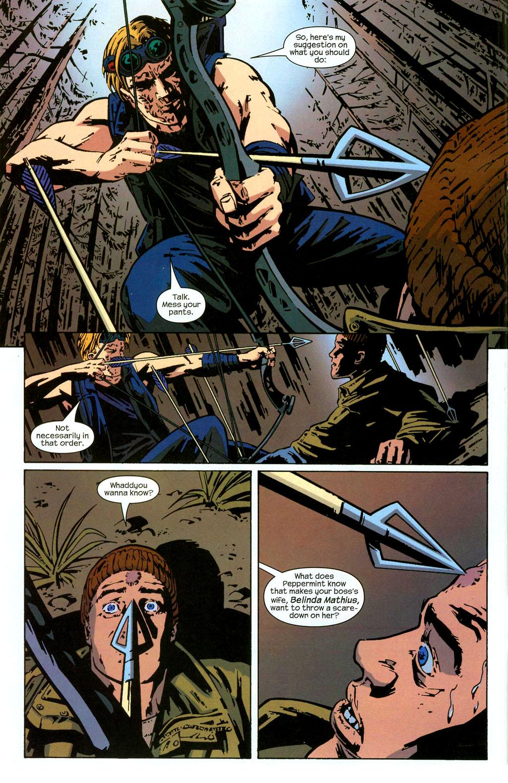 Hawkeye (2003) Issue #2 #2 - English 7