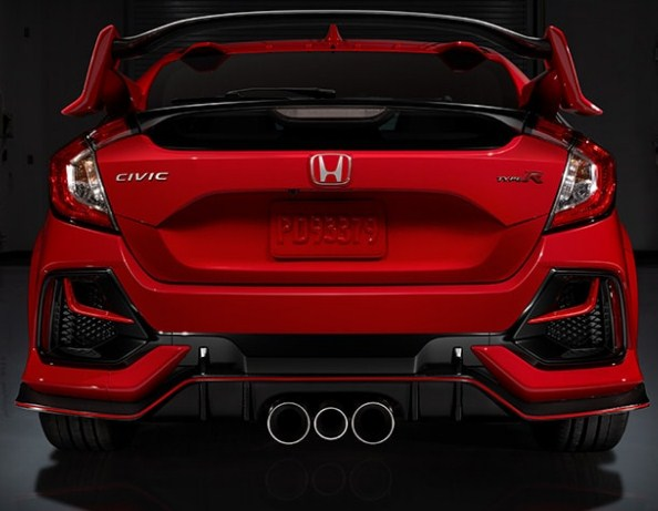 2020-honda-civic-type-r-red-exhaust-and-rear-wing