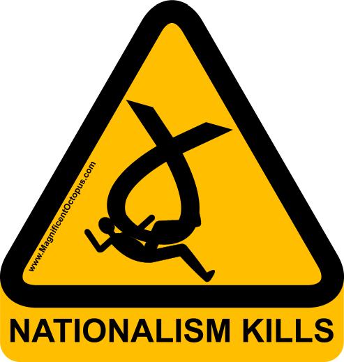 The Disaffected Lib: America's Dangerous Hyper-Nationalism
