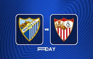 Malaga vs Sevilla – Highlights