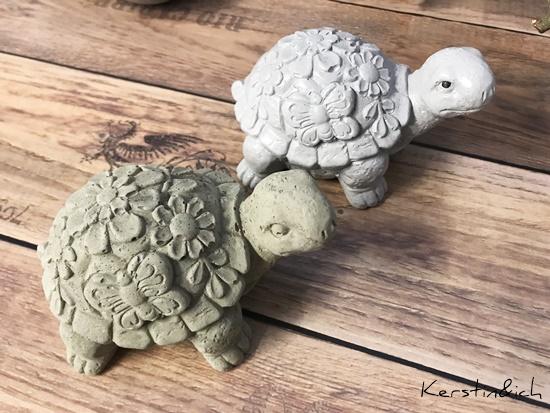 Beton Betonideen Deko Hunsrück Schildkröte
