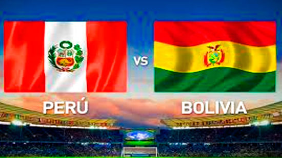 En vivo Perú vs. Bolivia - Eliminatorias Rusia 2018