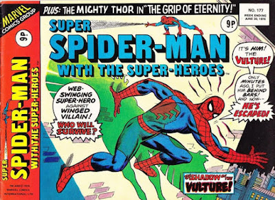 Super Spider-Man with the Super-Heroes #177