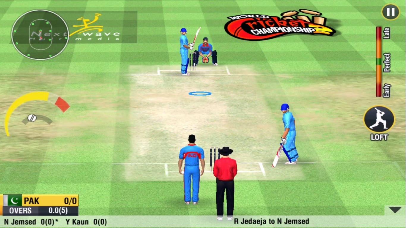World Cricket Championship 2 V 2 0 5 Mod Apk Full