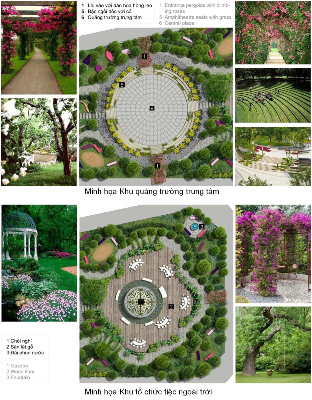 Tiện ích dự án The Eden Rose
