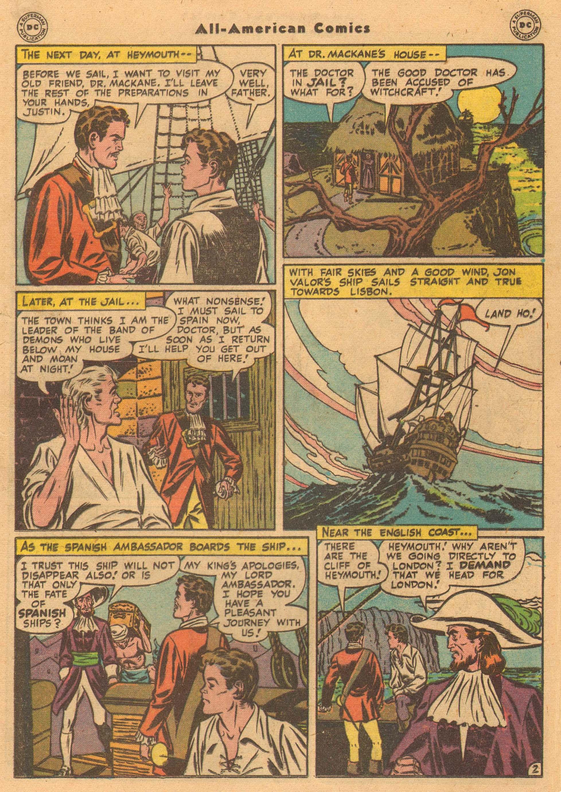 Read online All-American Comics (1939) comic -  Issue #92 - 23