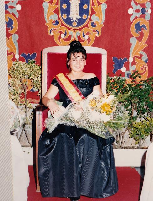 meigas: 1991 el año de la xxii meiga mayor isabel vidal corral y de