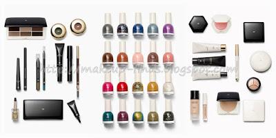 H&M: Nueva Línea de Cosmética&Maquillaje (novedades)