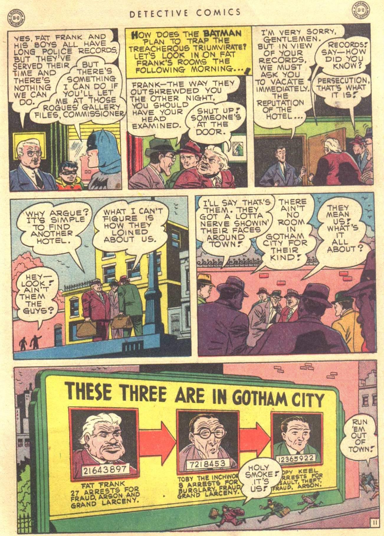 Read online Detective Comics (1937) comic -  Issue #104 - 13