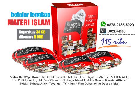 dvd materi islam