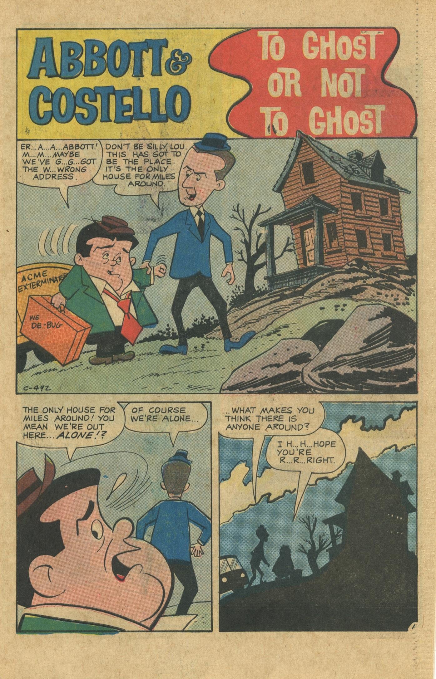 Abbott & Costello issue 13 - Page 27