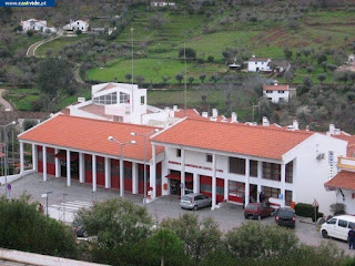 BUILDINGS / Bombeiros Voluntários de Castelo de Vide, Castelo de Vide, Portugal
