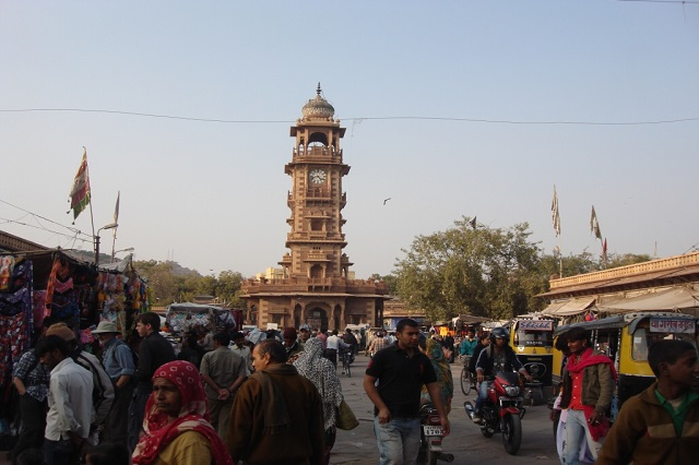 Ghanta Ghar - Things to do in Jodhpur
