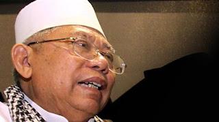 Maruf Amin: Saya yang Tanda Tangani Fatwa MUI Soal Dana Haji untuk Pembangunan Infrastruktur