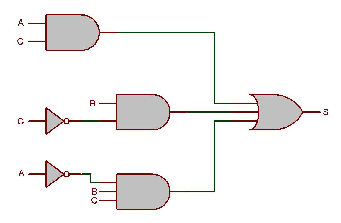 Circuito Logico : Eletrônica digital implementando circuitos lógicos a partir da