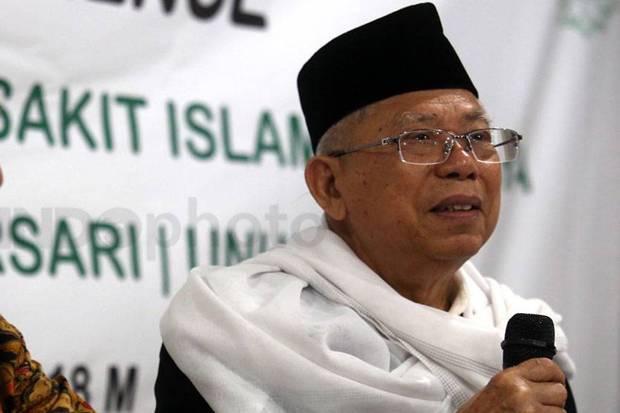 Jadi Cawapres Pilihan Jokowi, Ini Sosok Kyai Ma'ruf Amin Yang Ternyata Cicit Ulama Besar yang Disegani Dunia Islam