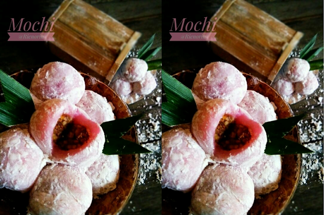 Gambar Kue Mochi