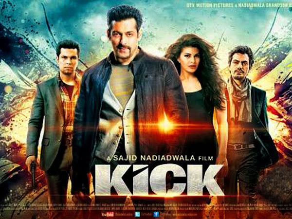 Kick (2014) Movie Poster No. 5