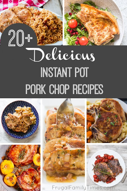pork chops in instant pot