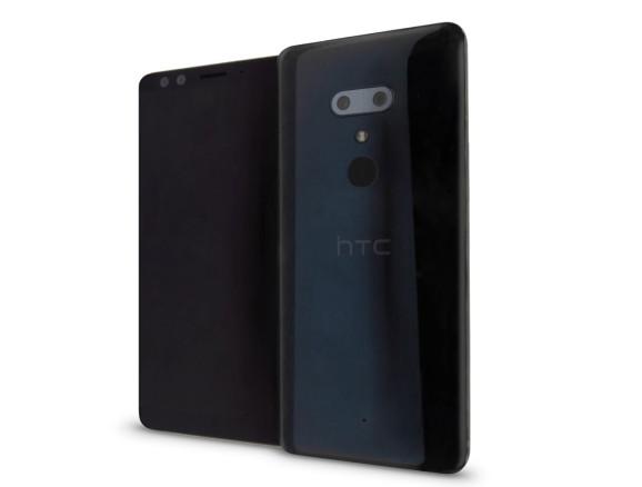 تسريب صور ومواصفات هاتف HTC U12 Plus القادم