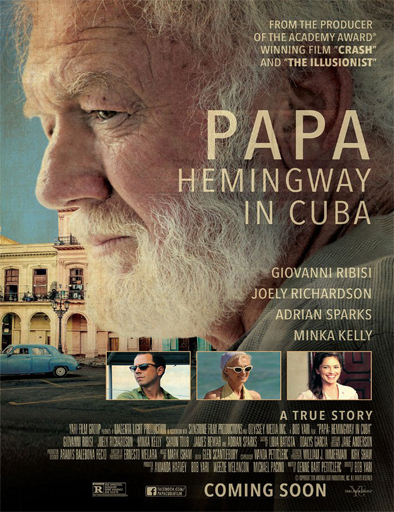 Ver Papa: Hemingway in Cuba (2015) Online