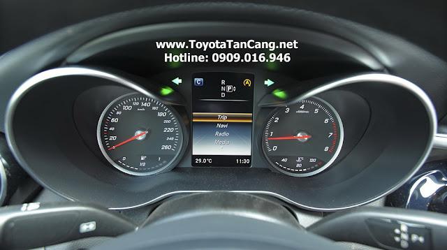 Mức tiêu thụ nhiên liệu trung bình của C200 chỉ từ 5,3 – 5,6 lít/100km ? *cần xác thực