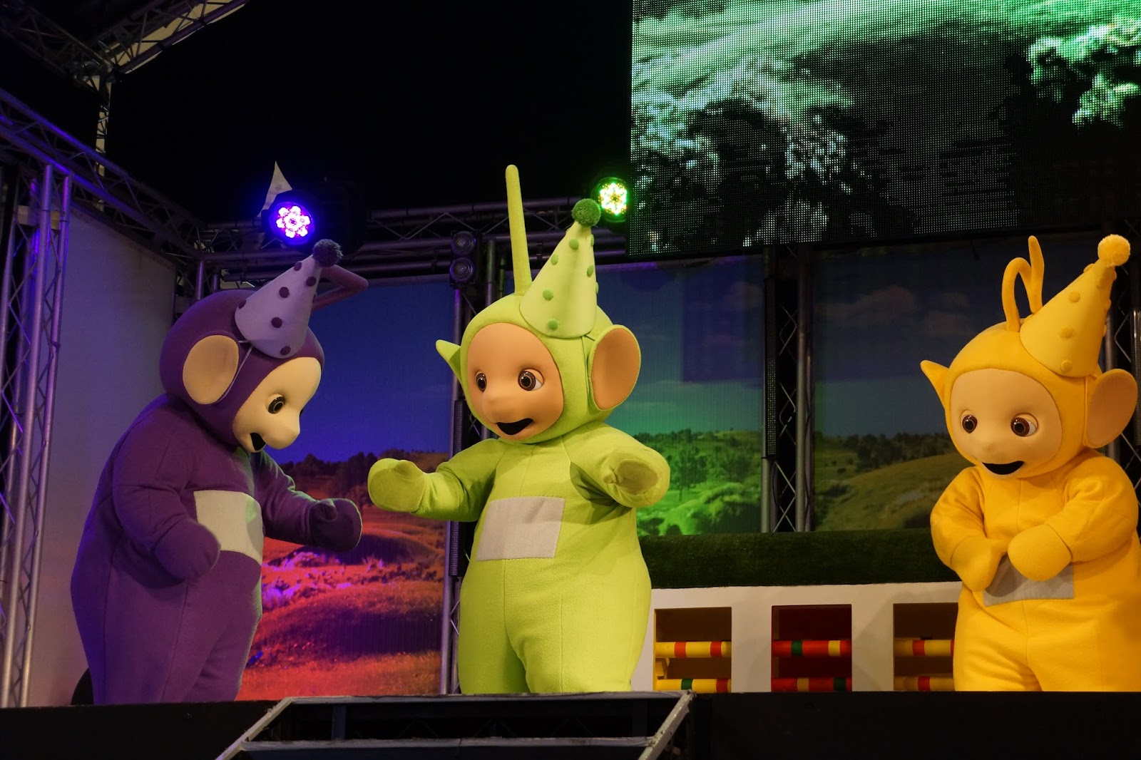 teletubbies who at butlins minehead