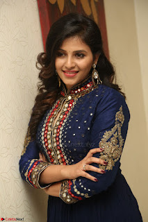 Anjali looks super cute at Chitrangada Pre Release Function March 2017 036.JPG