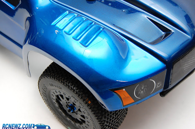 Pro-Line Pro-2 SC metallic blue paint