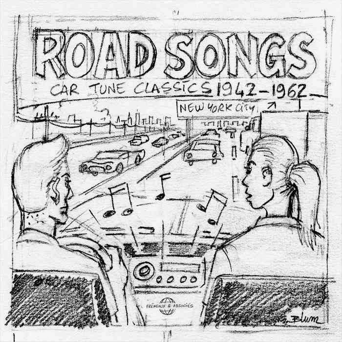 oldies but goodies road songs car tune classics 1942 1962. Black Bedroom Furniture Sets. Home Design Ideas